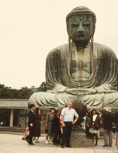 Big Budda at Yokahoma